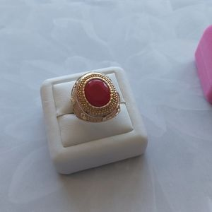 Yellow Gold Ring Jewely